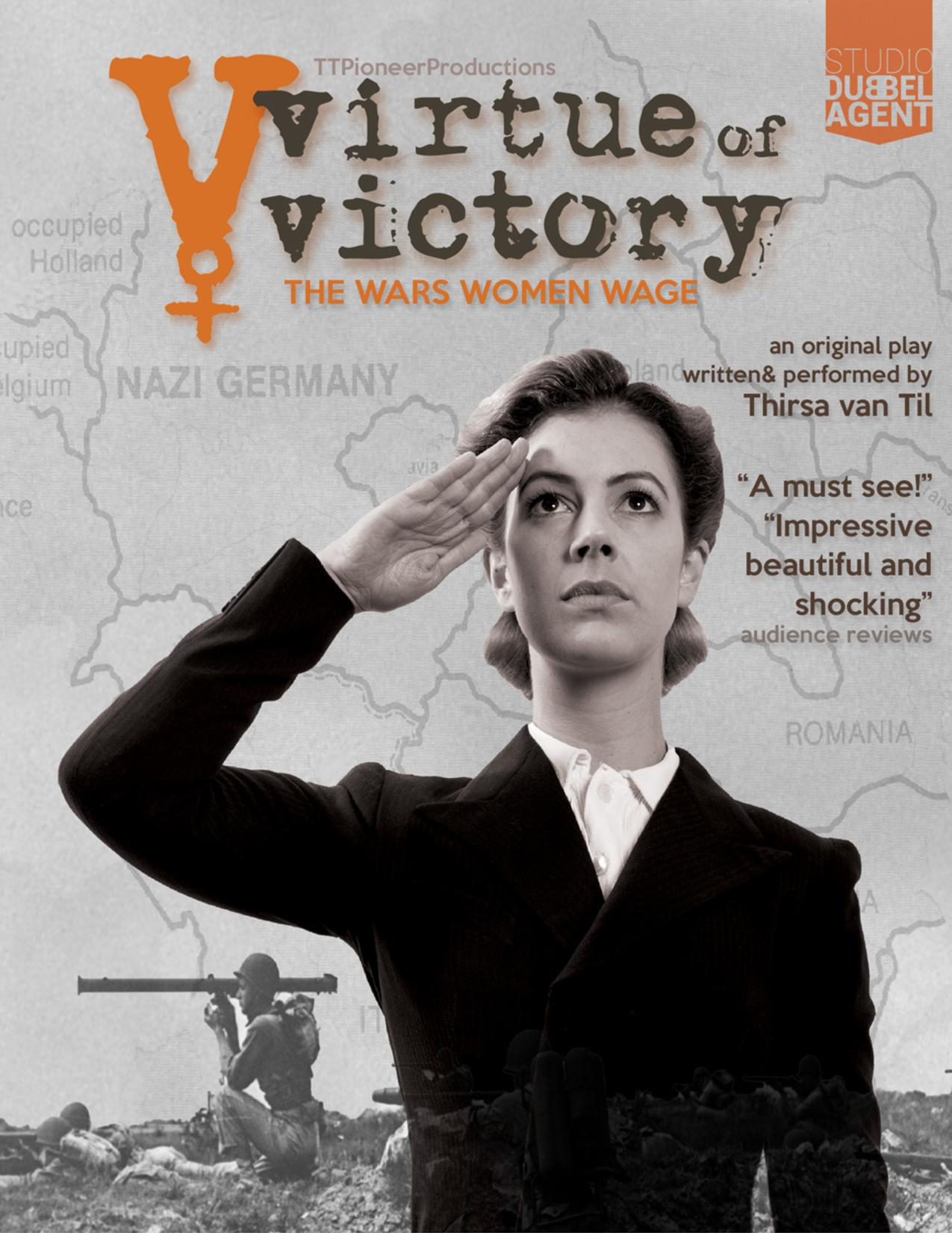 V Virtue of Victory  Official Image