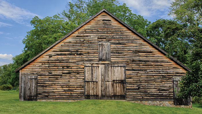 The Barn Wyckoff: Lecture On Dutch Architecture At The Wade-Wyckoff Barn