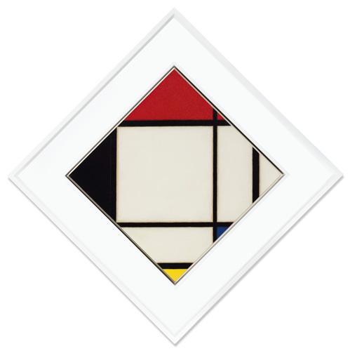 Richard Pettibone, Piet Mondrian,