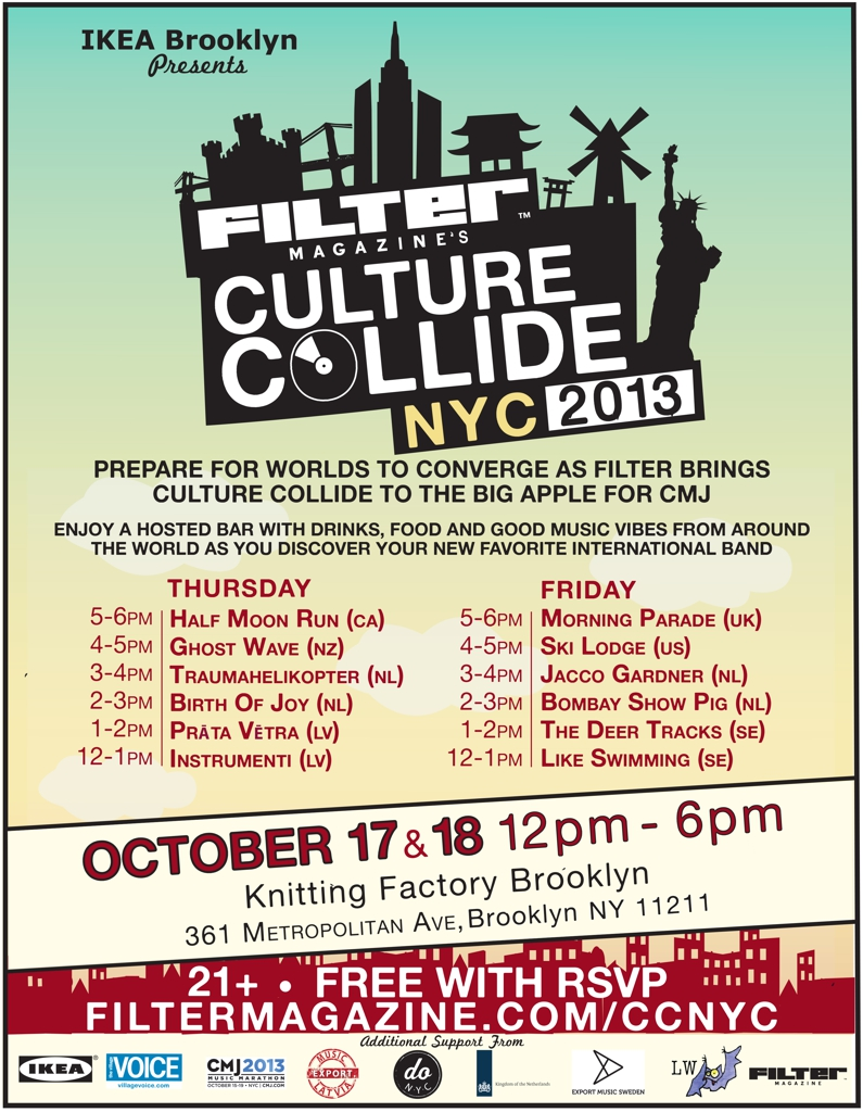 Culture Collide NYC