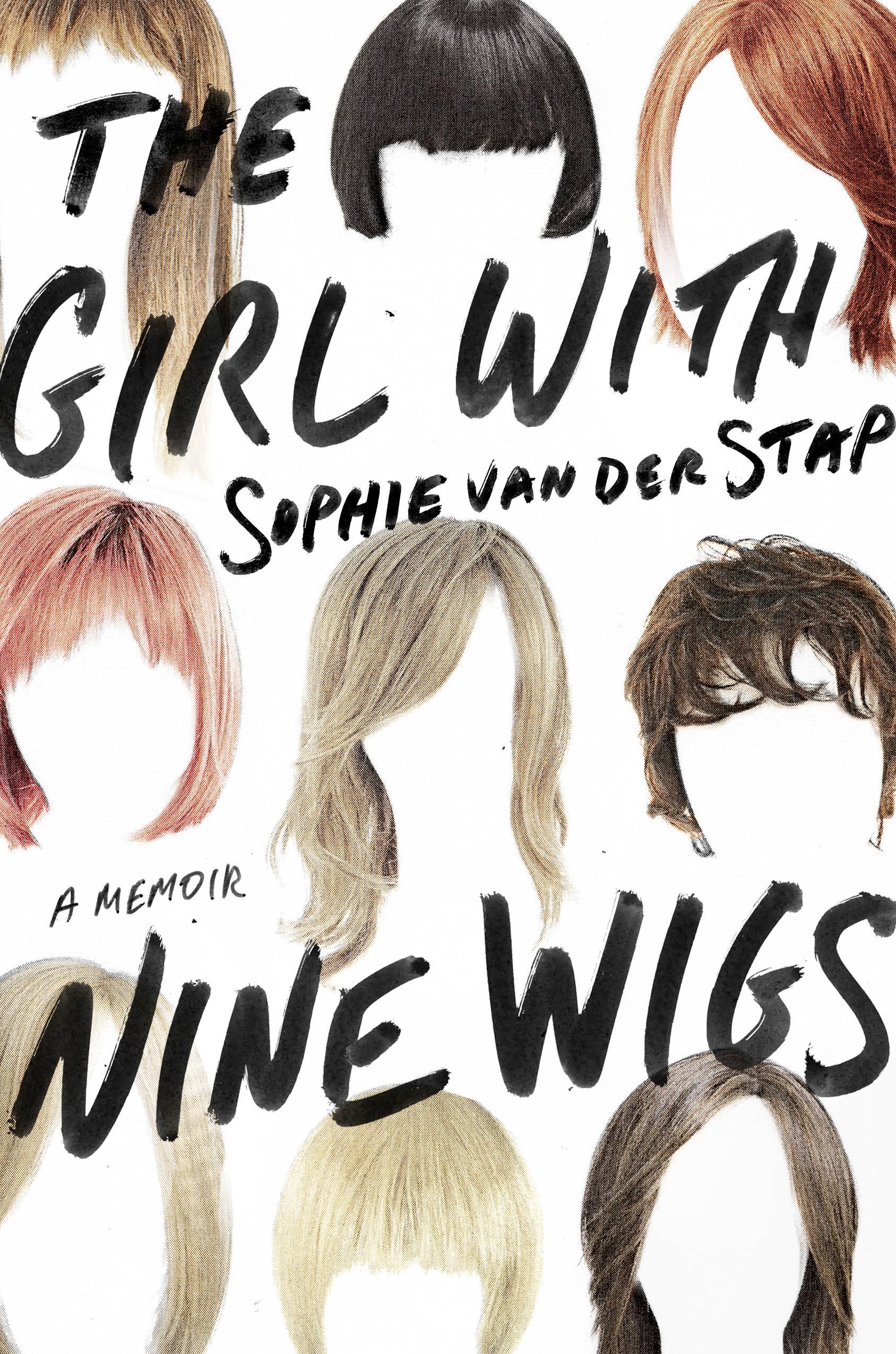 Girl With Nine Wigs