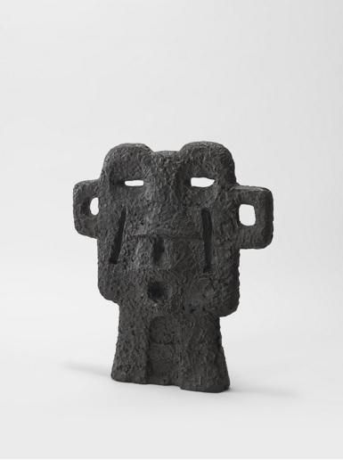 Sonja Ferlov Mancoba, Mask, ca. 1976, Bronze, © 2015 Artists Rights Society (ARS), New York / SABAM, Brussels.
