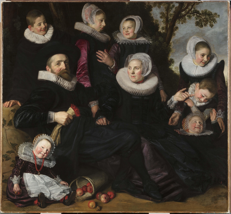Frans Hals | Van Campen Family
