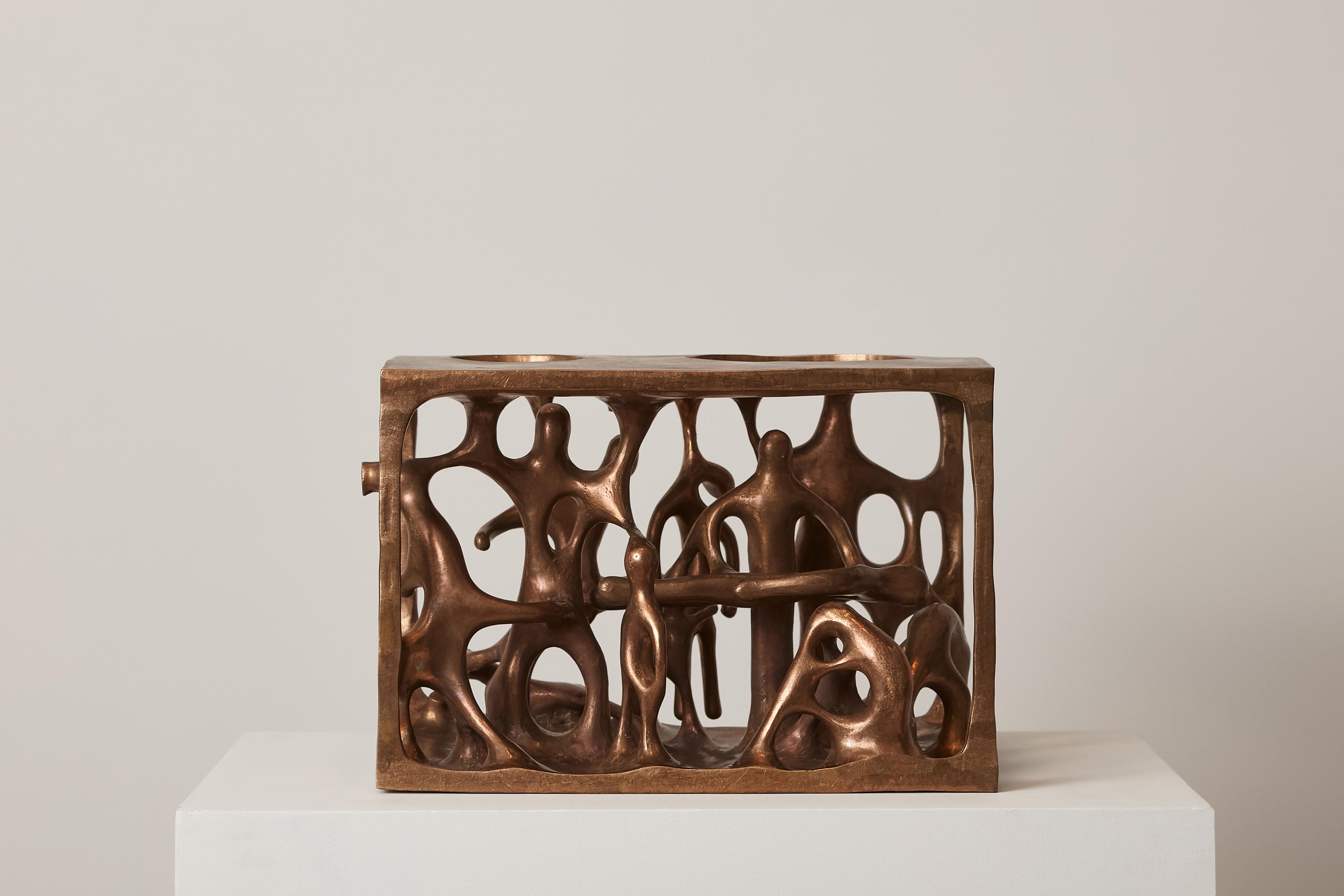 Atelier van Lieshout - Model The Burghers © Carpenters Workshop Gallery