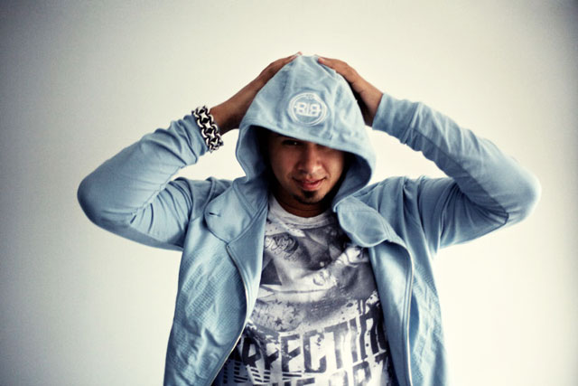 Afrojack. Courtesy of the artist.
