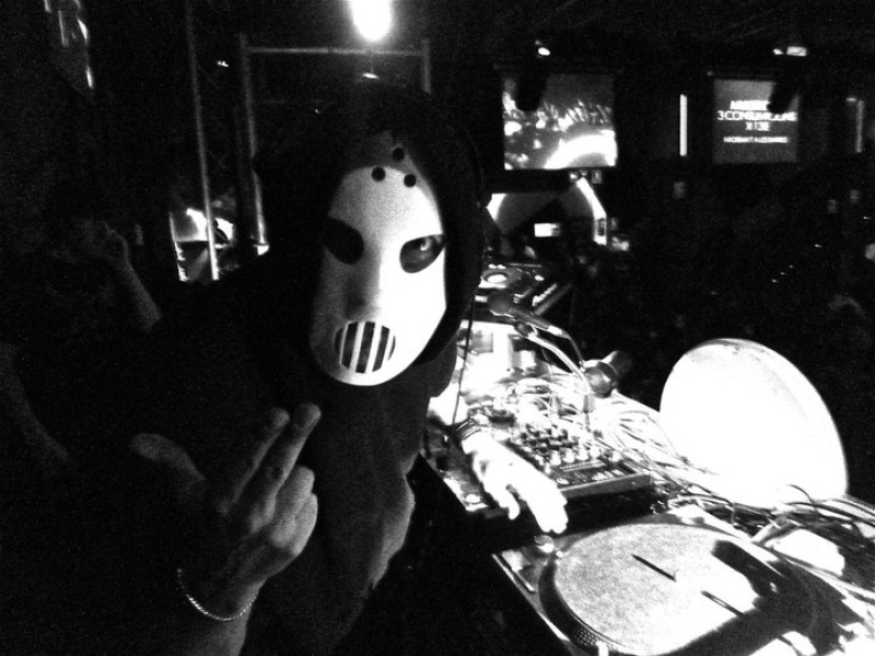 Angerfist © Courtesy of the Artist