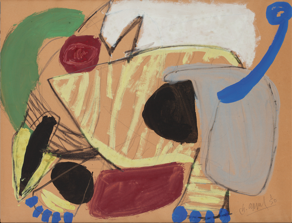 Animal - Karel Appel © SmithDavidson Gallery
