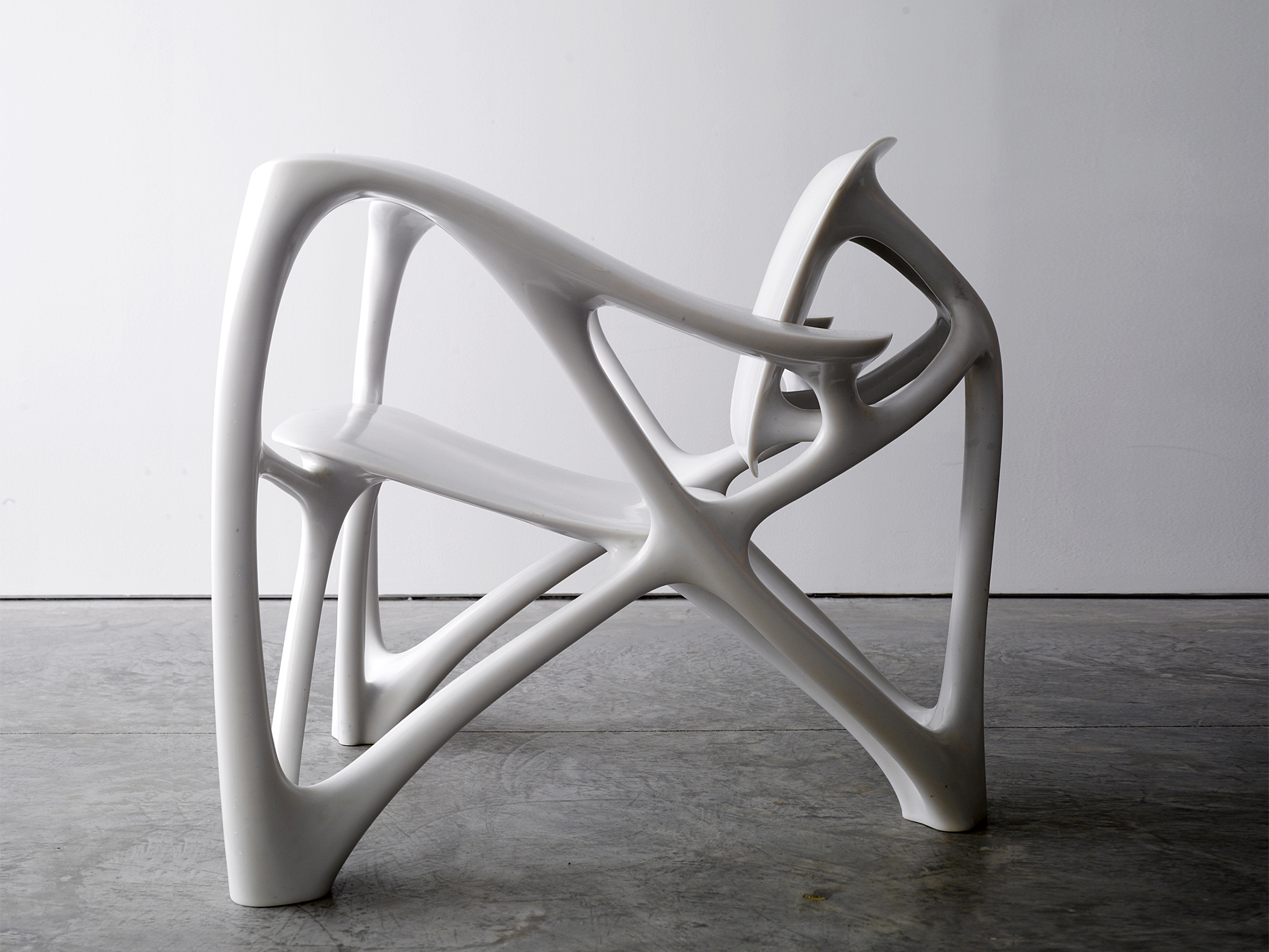Armchair - Courtesy of Joris Laarman Lab