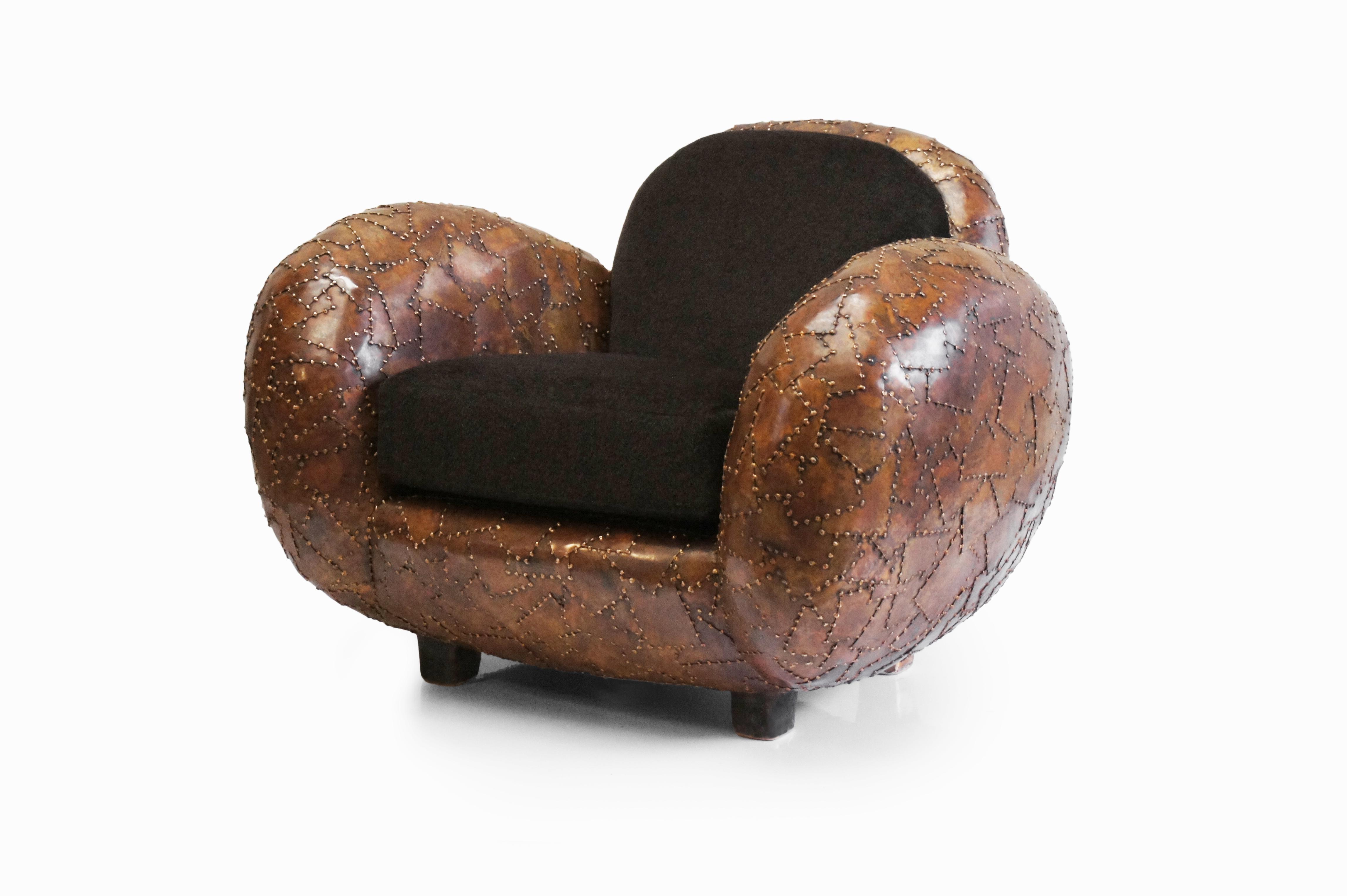 Carapace Arm Chair.