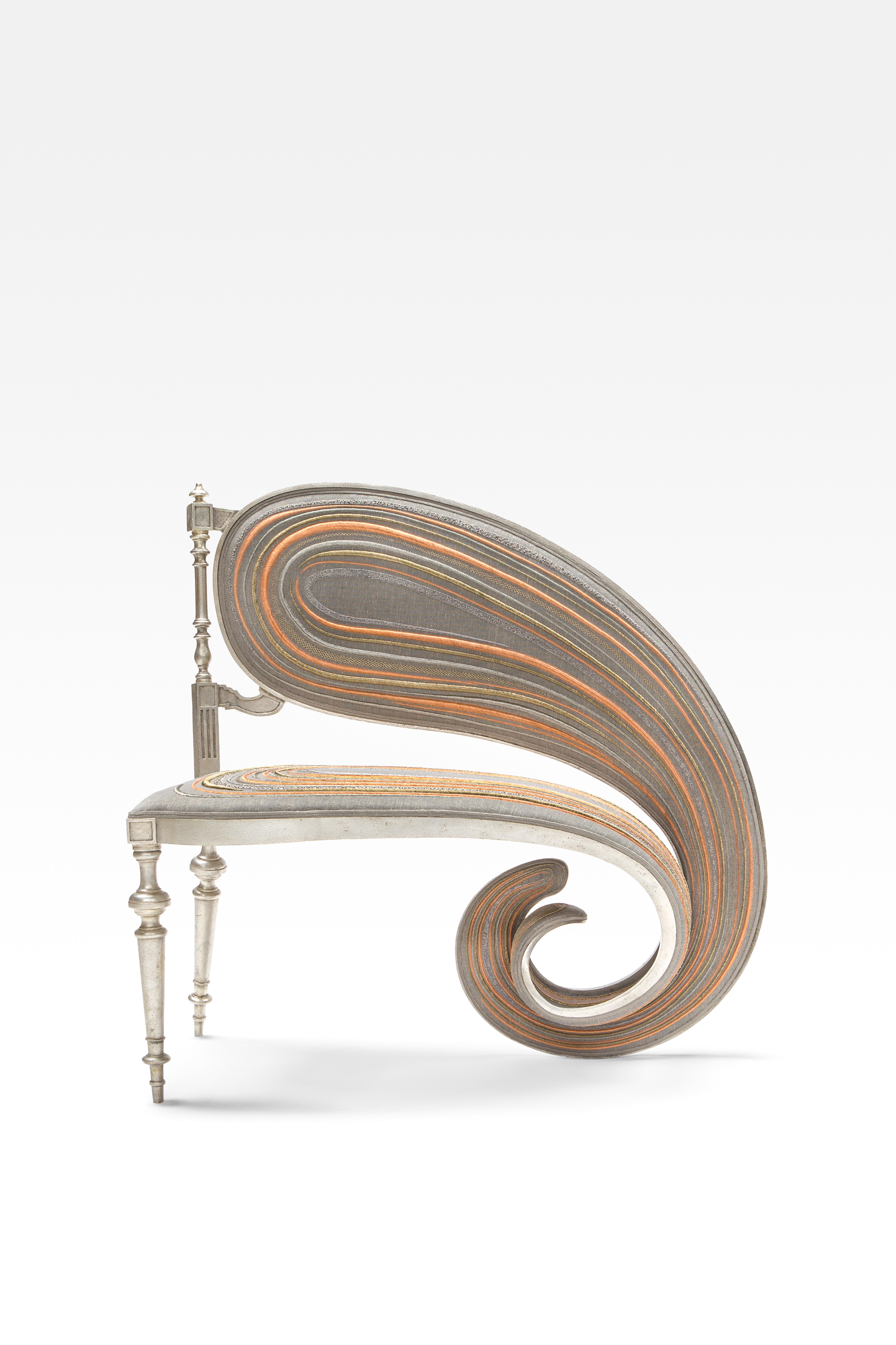Sebastian Brajkovic - Fibonacci © Carpenters Workshop Gallery