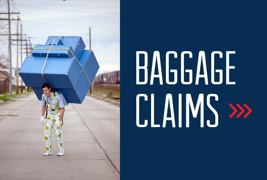 Bagagge Claims Peeler Art Museum