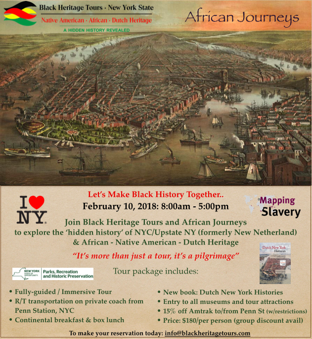 Black Heritage Tour NYC