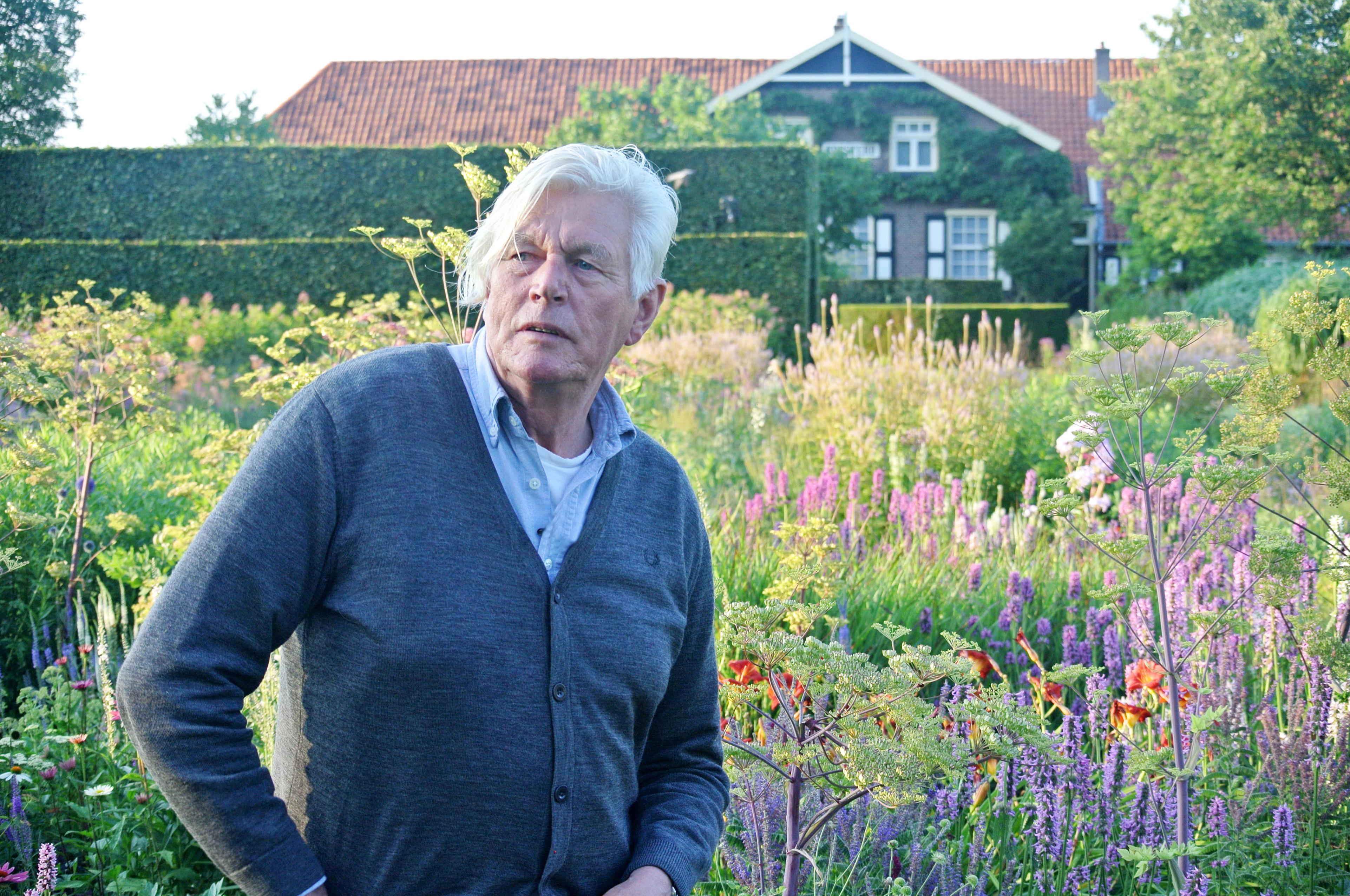 Piet Oudolf © Malcolm Wyer