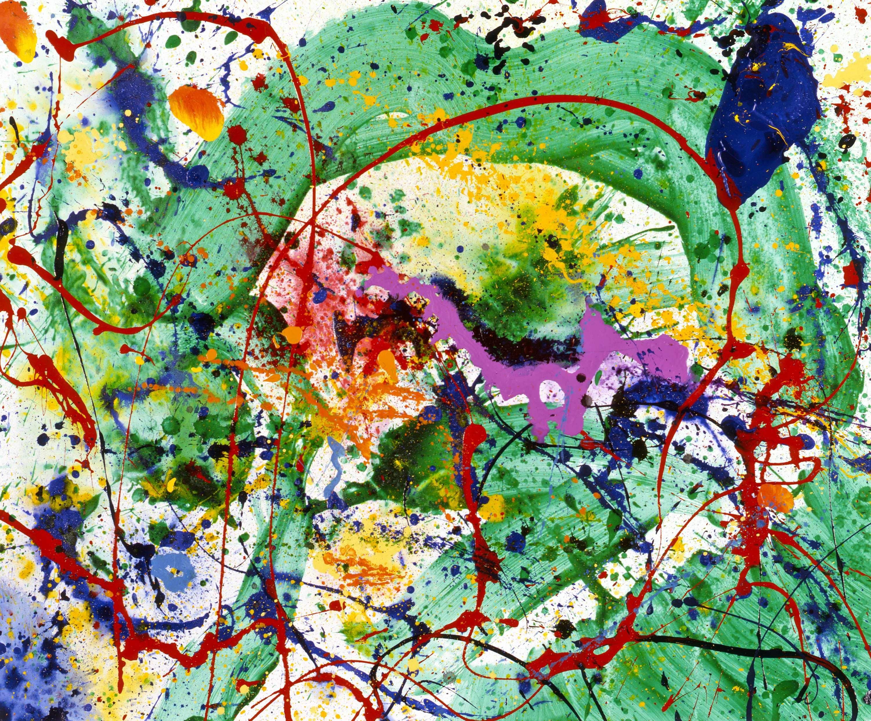 Gallery Delaive - Sam Francis