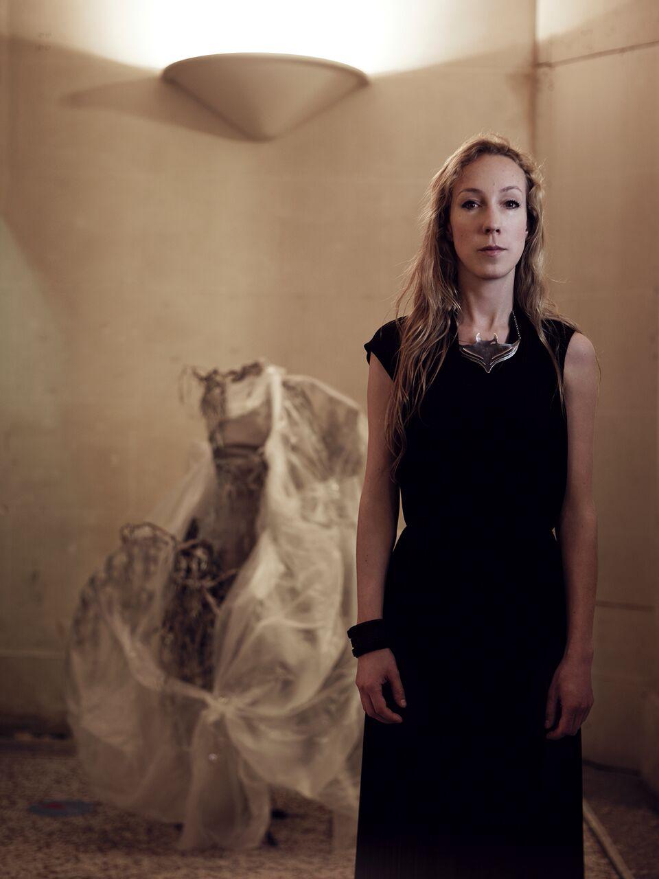 Iris van Herpen (b. 1984), Photo courtesy of Jean Baptiste Mondino and Iris van Herpen,