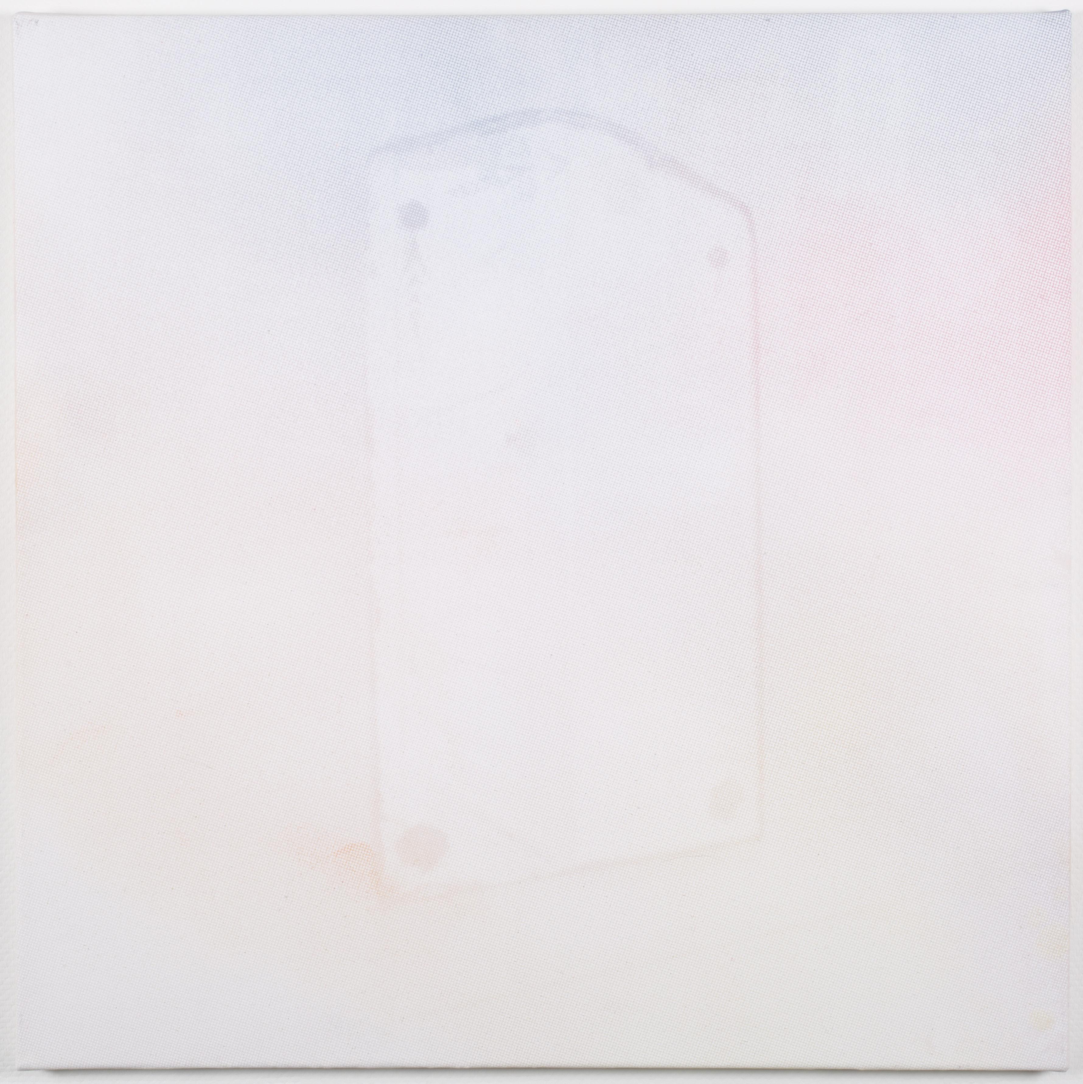 Joan van Barneveld Rainbow mirror, 2015 Acrylic on canvas 31.4 x 31.4 inches   Courtesy of LMAKgallery, NY