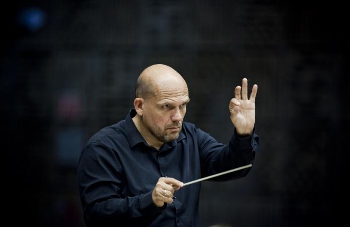 Jaap van Zweden. Photo: Hans van der Woerd.