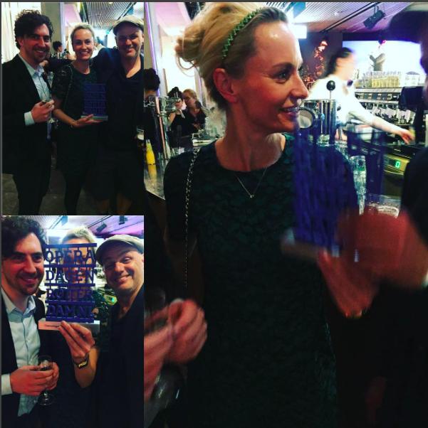 Jorinde Keesmaat wins Opera Dagen Award