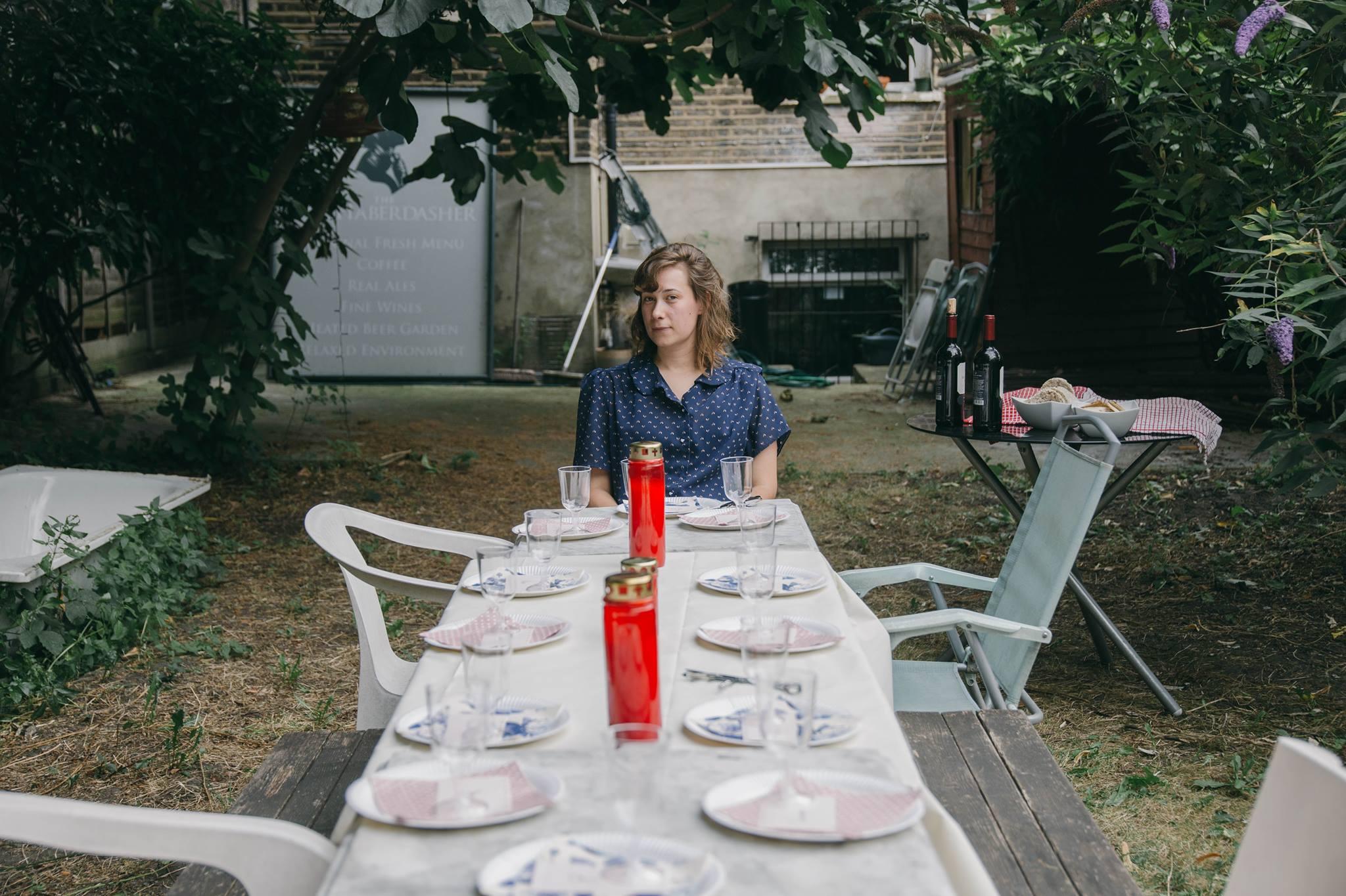 Last Supper, Emma Berentsen - courtesy of Huck Magazine, UK
