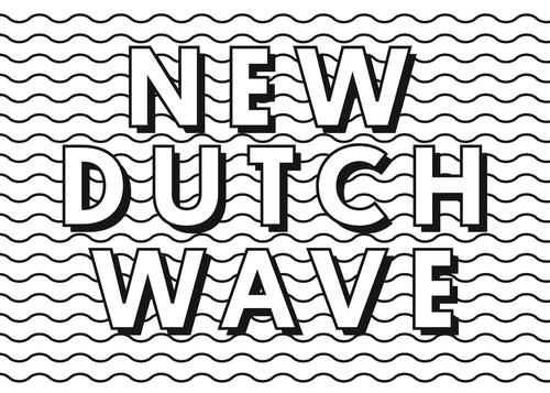 NDW Logo © New Dutch Wave