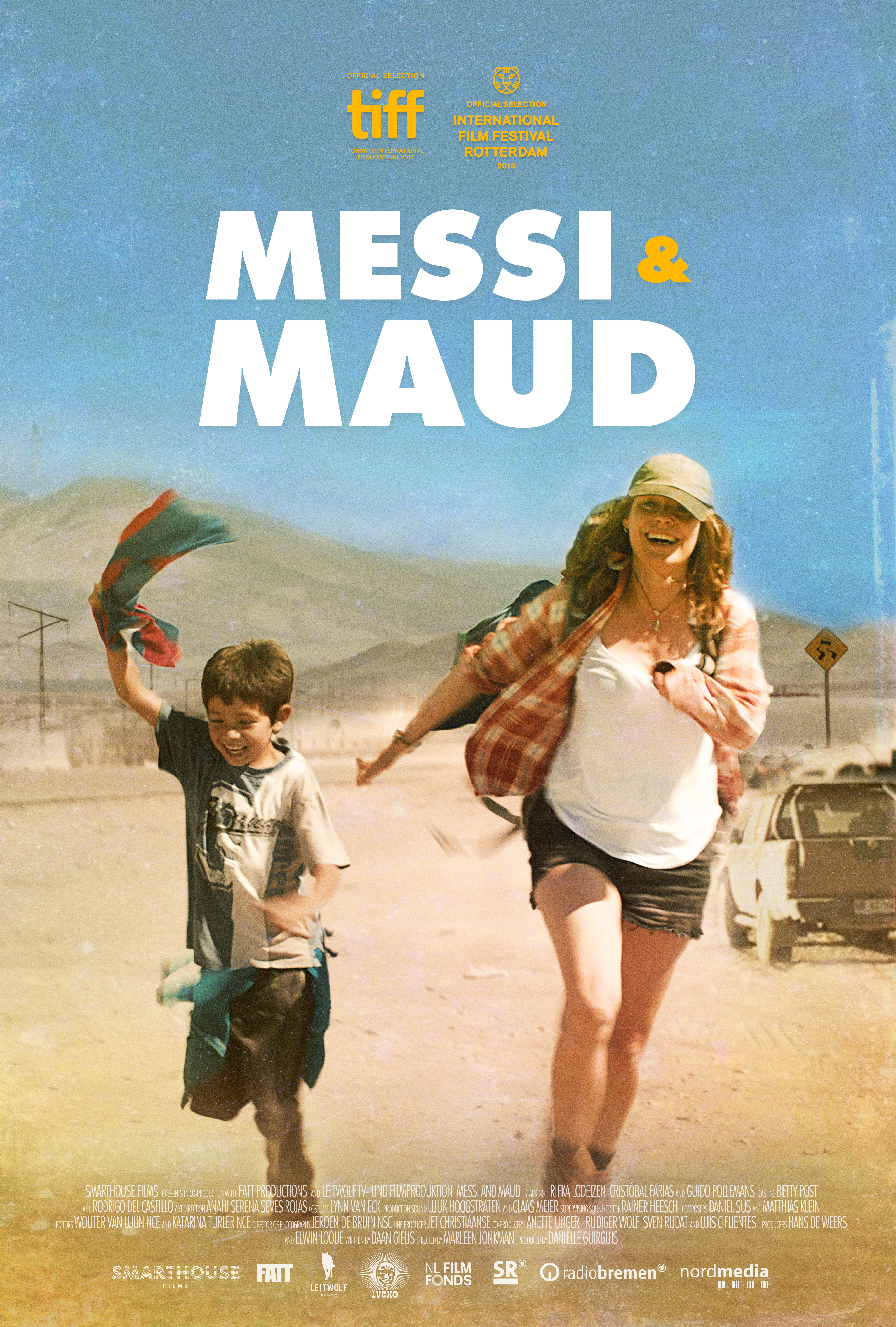Messi and Maud ©