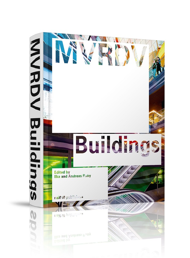 MVRDV Buildings Cover