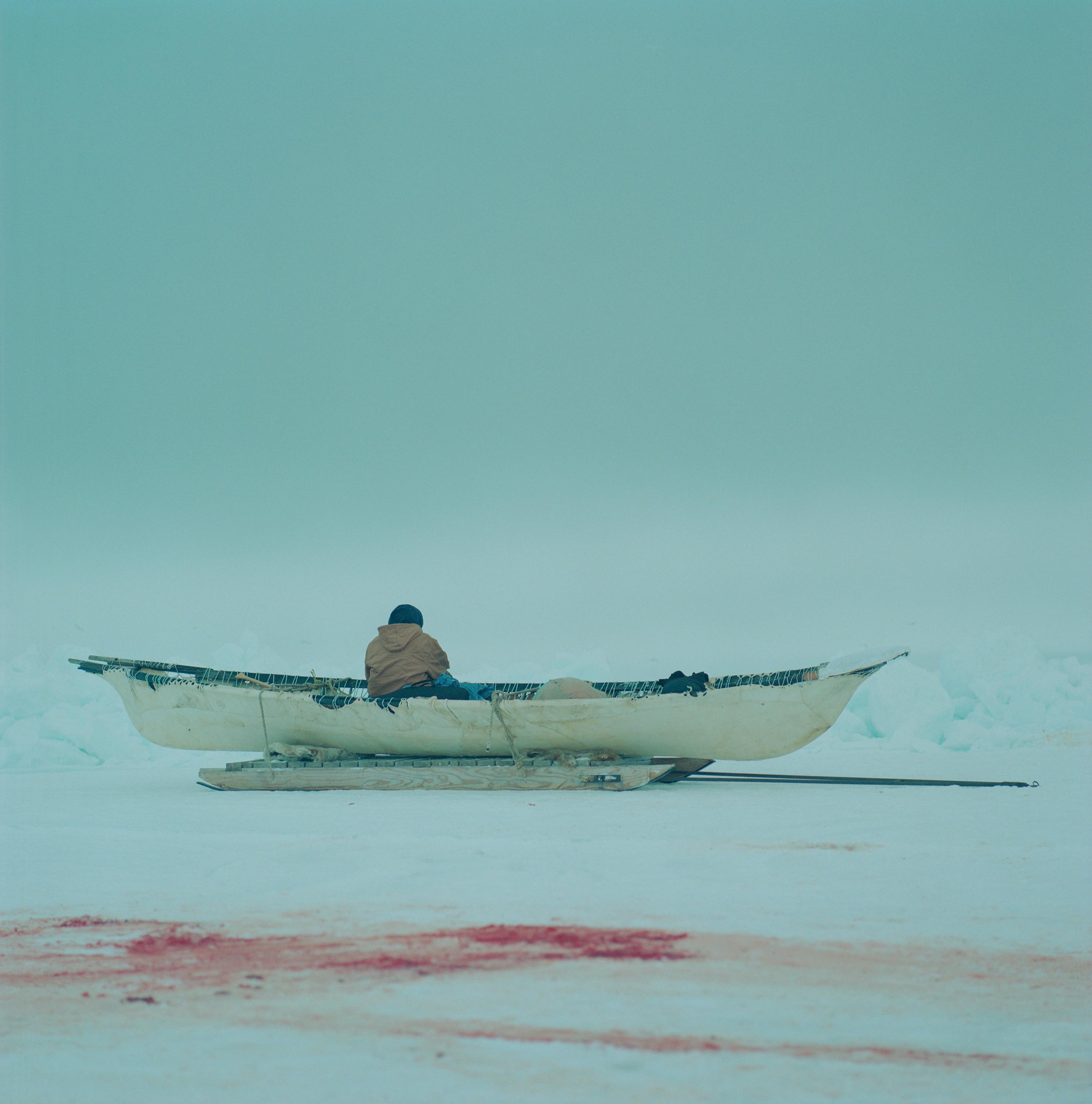 Maktak and Gasoline - The People of Point Hope © Ellis Doeven, Anchorage Museum