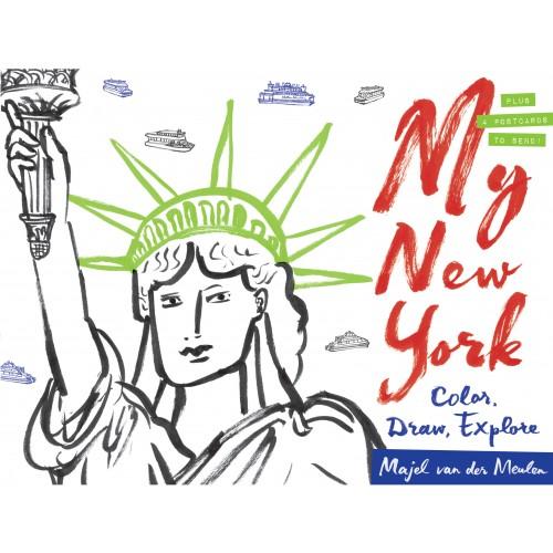 My New York - Courtesy of Majel van der Meulen