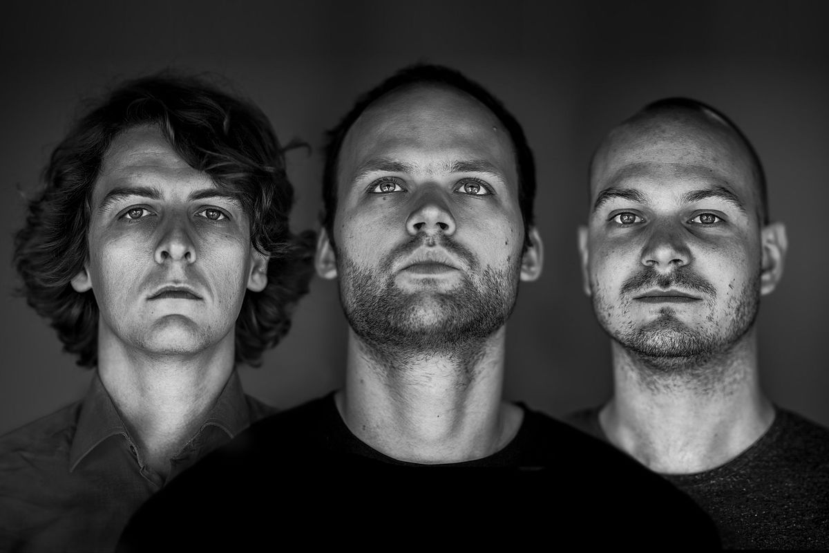 Noisia - Courtesy of the artist