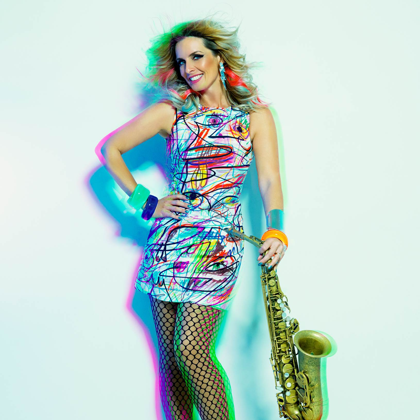 Candy Dulfer - Photo credit: Carin Verbruggen