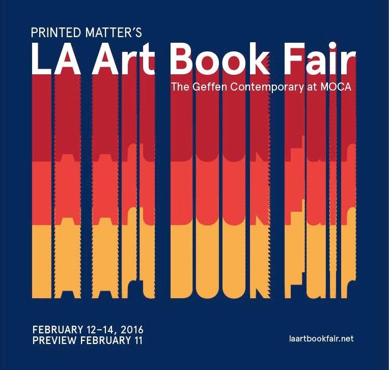 LA Art Book Fair.