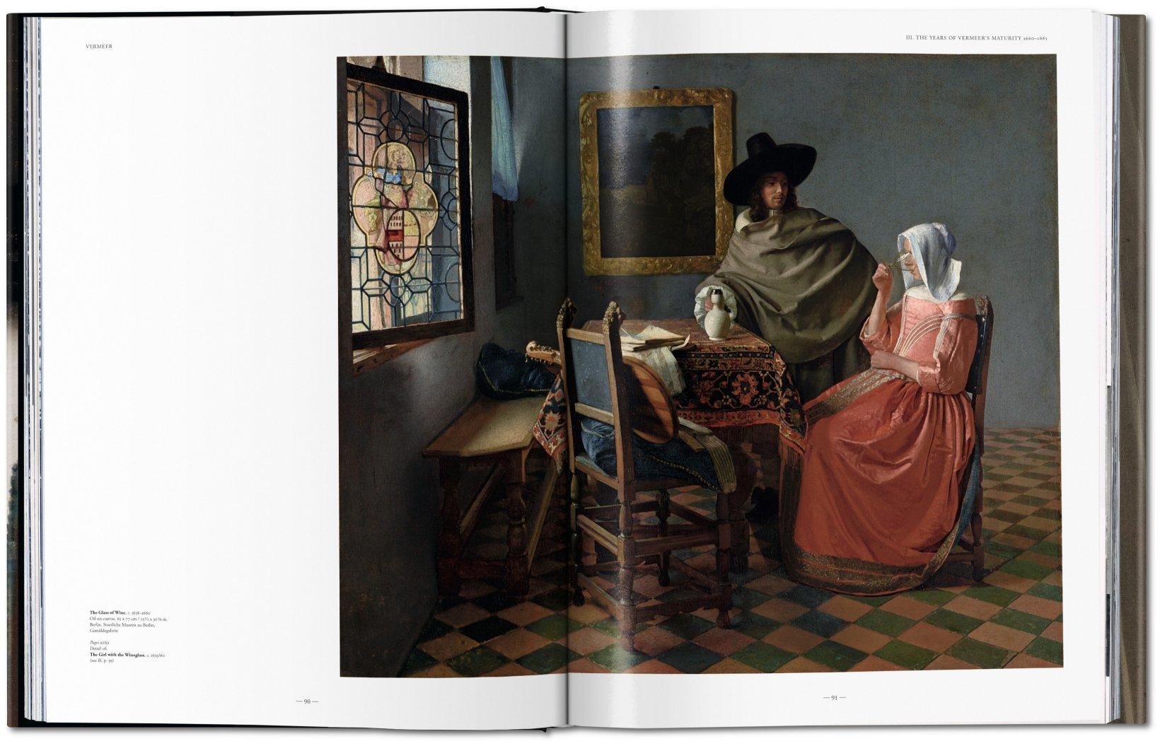 Taschen Vermeer Book