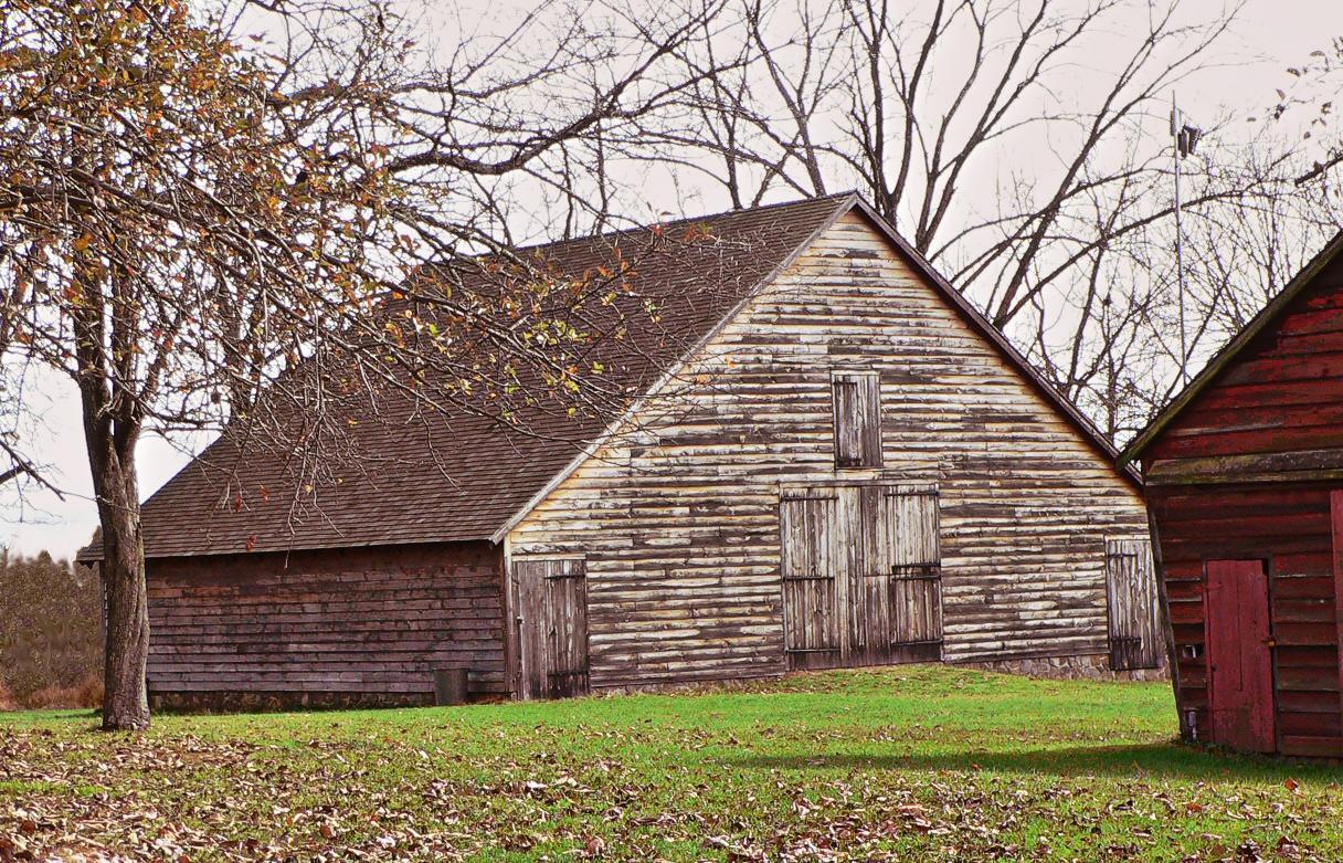 Wade-Wyckoff Barn © Bill Kibbel