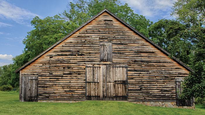 Wade-Wyckoff Barn © New Jersey Skylands