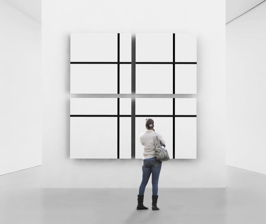 Willem van Weeghel - Dynamic Structure 310114