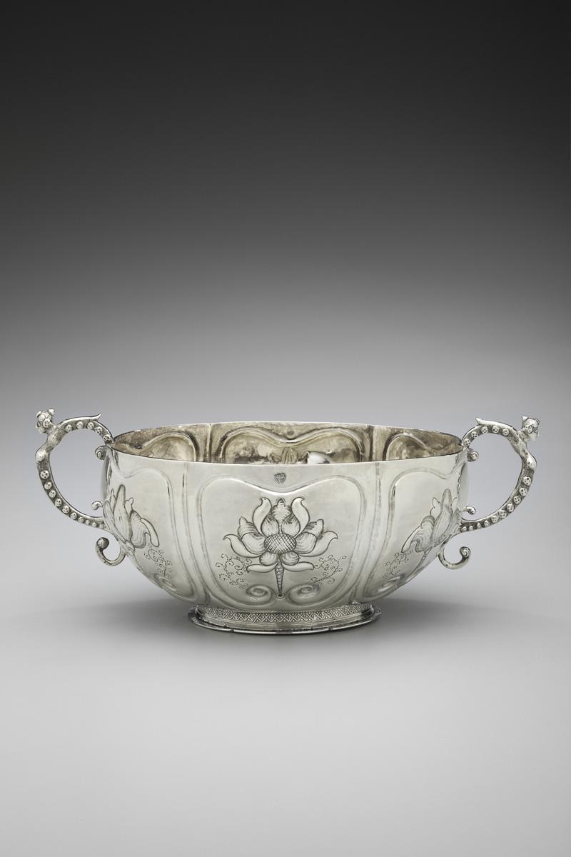 Benjamin Wynkoop, Brandywine bowl, ca. 1700