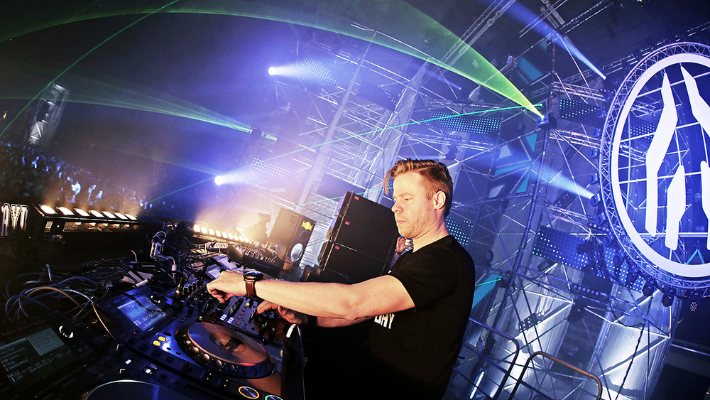 Ferry Corsten. Courtesy of the artist.