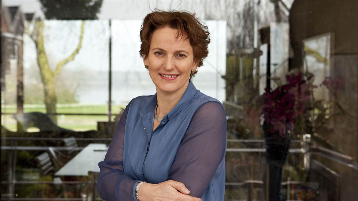 Francine Houben - Courtesy of the Artist