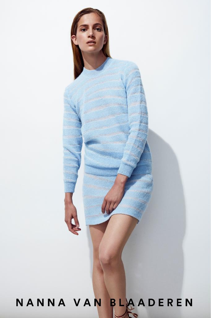 Nanna van Blaaderen - Courtesy of Migjen Rama, Model: Anne-Marie van Dijk