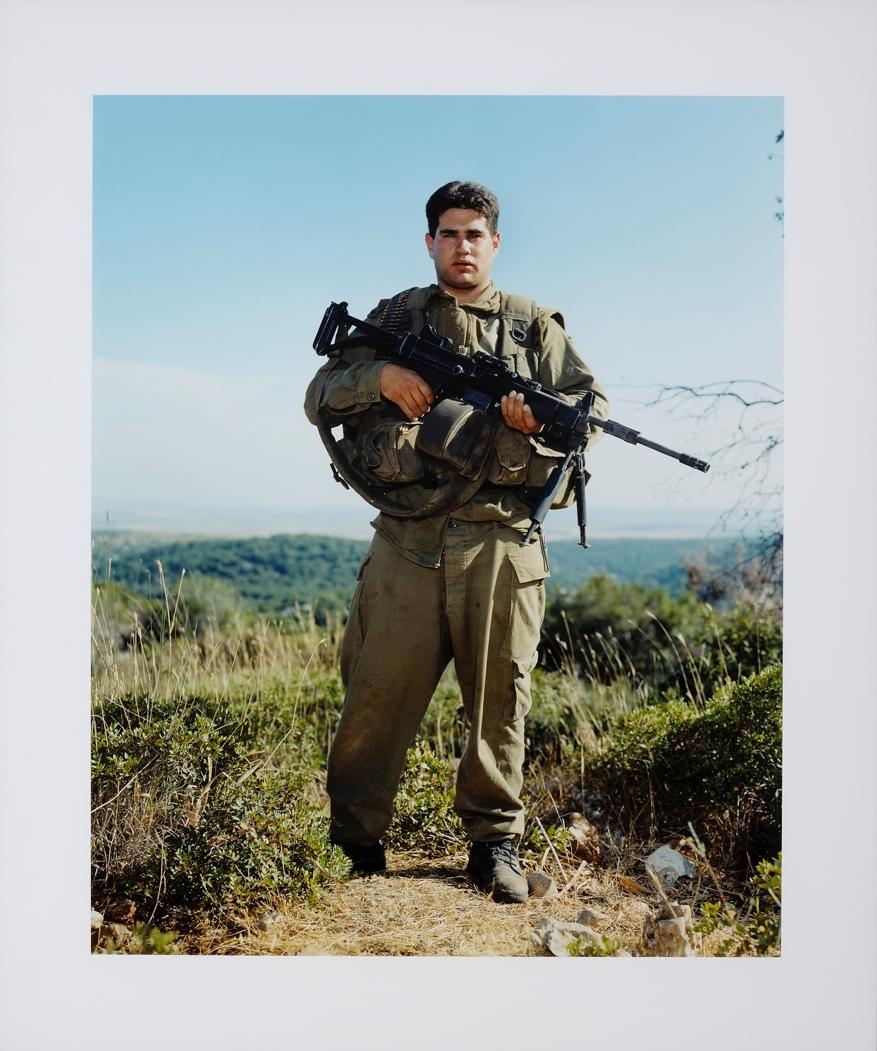 Tamir, Golani Brigade, Orev Unit, Elyacim, Israel, May 26, 1999, 1999